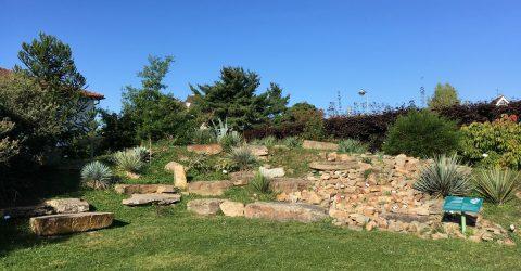 jardin botanique de Billere