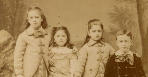 Paul-Jean Toulet en famille